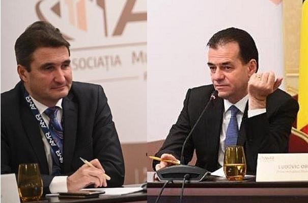 NELINIȘTE în PNL Arad după ce Bibarț s-a întâlnit cu Orban la București