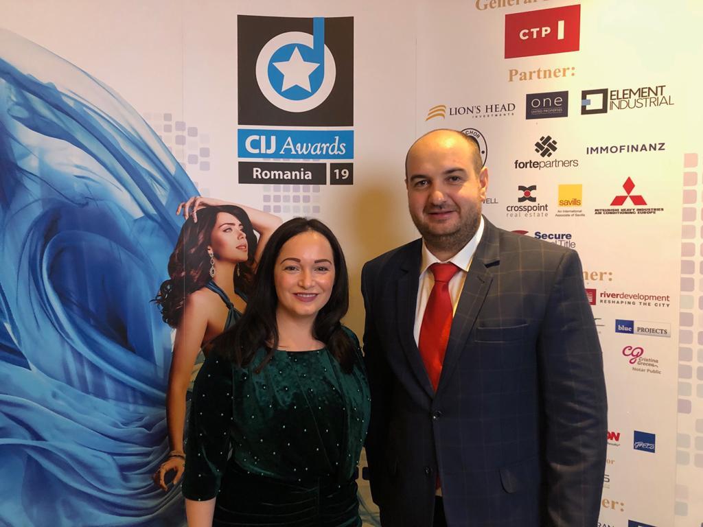 Westfield Arad, în finala Galei CIJ Awards