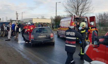 NEWS ALERT: ACCIDENT pe drumul Arad – Curtici! Două VICTIME (FOTO + UPDATE)