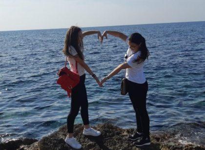 """Stagiu de pregătire în Cipru pentru 13 eleve de la Colegiul Naţional """"Preparandia – Dimitrie Țichindeal"""" (GALERIE FOTO)"""