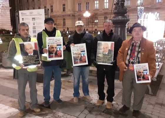 Protest reluat în centrul oraşului. Arădenii îl sprijină pe Raed Arafat