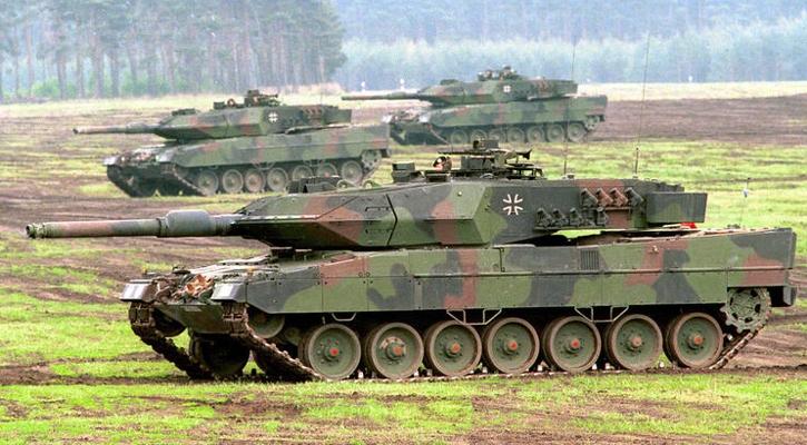 Ungaria investește masiv în tehnică militară de luptă germană