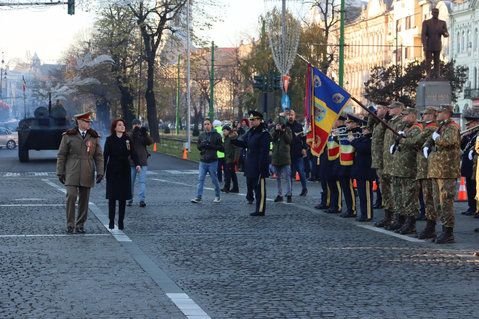 E OFICIAL: Vom avea, totuși, evenimente cu ocazia Zilei Naționale a României, la Arad. Cum se vor desfășura