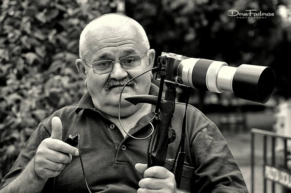 DOLIU în lumea fotografiei arădene! A MURIT Gheorghe Budiu