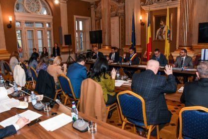 Consilierii locali ai PSD, ALDE și Pro România s-au OPUS sistemului de supraveghere video în valoare de peste 70 DE MILIOANE DE LEI