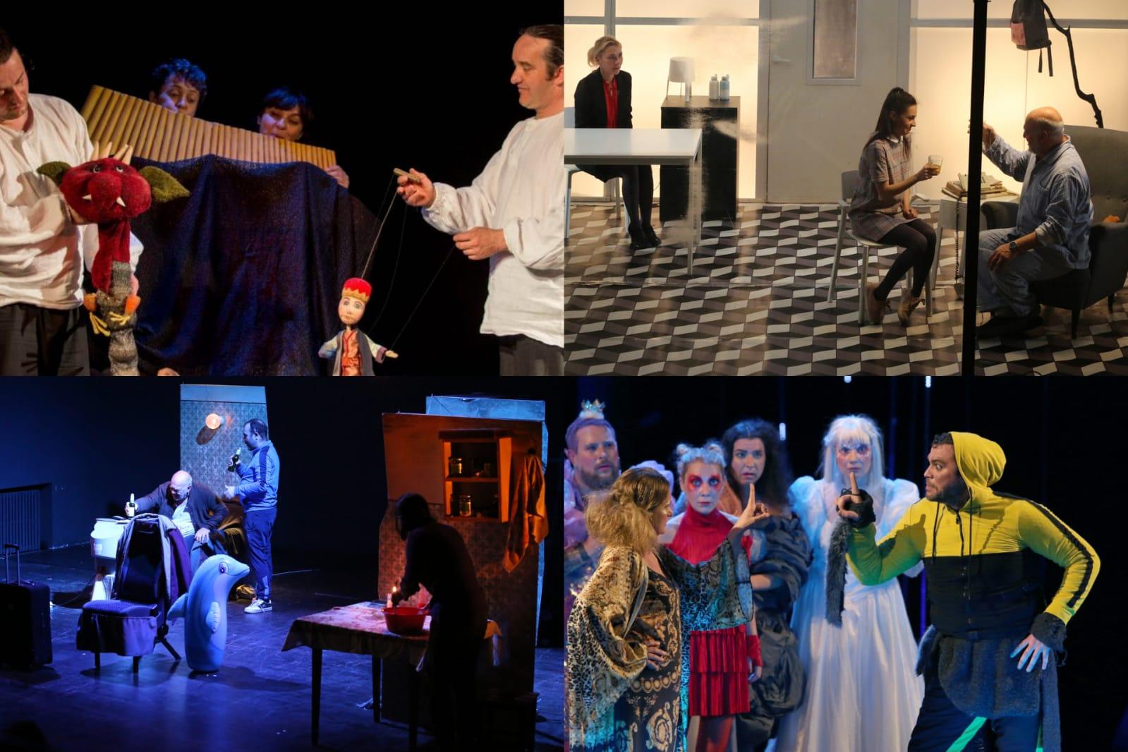 """Ce vedem săptămâna aceasta la Teatrul Clasic """"Ioan Slavici"""" Arad"""