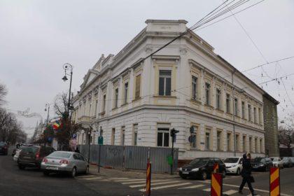 Consiliul Județean transformă palatul de pe Bulevardul Revoluției numărul 81 într-o mândrie națională