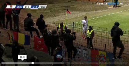 UTA a început ÎN FORŢĂ minireturul: A bătut cu 6 – 0 acolo unde n-a învins nimeni până acum