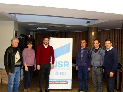USR se extinde. Șase noi filiale în județul Arad