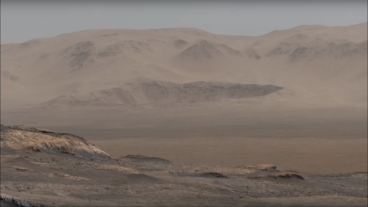 Imagini INEDITE de pe planeta Marte. NASA a dat publicității înregistrări la o rezoluție uriașă. Ce apare în fotografii (VIDEO)