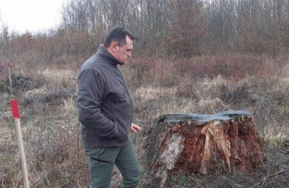 REPORTAJ/ Ovidiubalint.ro: Cu ploaia la braţ, prin pădurile din zona Beliu