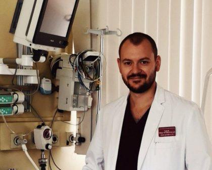 """CORONAVIRUS. Mărturia CUTREMURĂTOARE a unui MEDIC: """"Pacienții ridică mâinile, cuvintele le rămân în gât"""""""