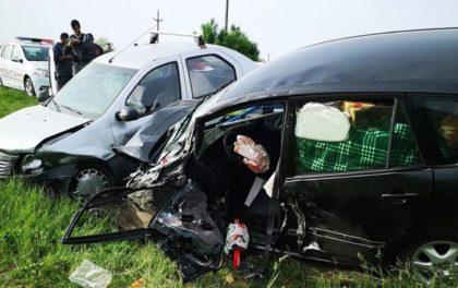 """ACCIDENT în VESTUL ȚĂRII, în prima zi de """"LIBERTATE"""". O persoană este GRAV RĂNITĂ"""