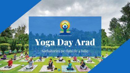 Relaxare, târg artizanal, gustări bio, activități pentru copii și multe surprize, la Yoga Day Arad