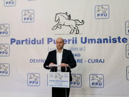 Dorel Căprar candidează la președinția Consiliului Județean Arad. Care sunt proiectele sale principale pentru municipiu și județ