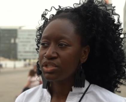Vanessa și rasismul din Germania