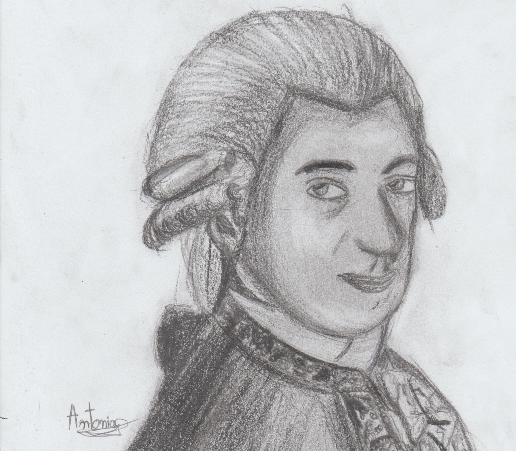 W. A. Mozart, catolic și mason, versus Salieri, un edit în cuvinte…