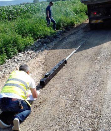 Lucrările la drumul Târnova – Șilindia, aproape de finalizare