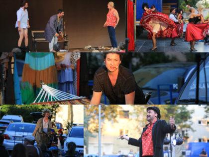 """,,Grădina cu teatru"""" rămâne deschisă, la Arad. Care este programul spectacolelor din luna august"""