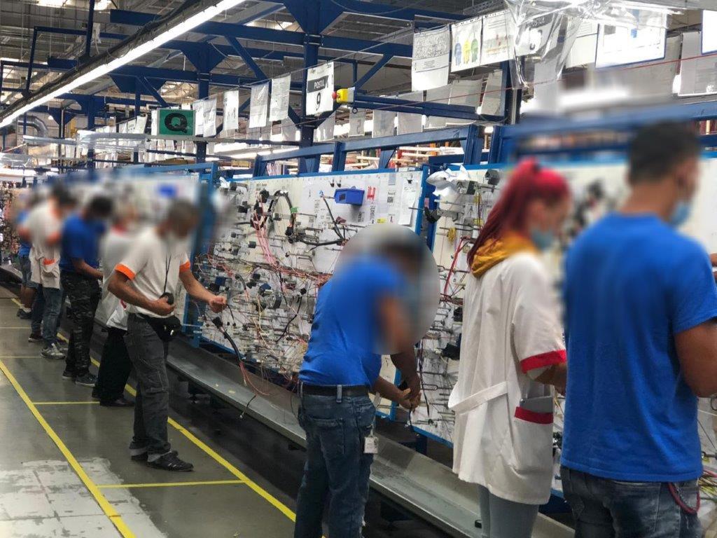 CORONAVIRUS: Hale de producție, verificate de inspectorii muncii. Au fost aplicate amenzi de peste 20.000 de lei