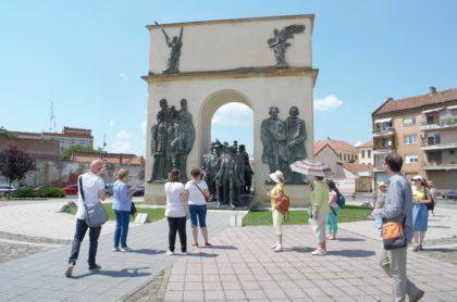 Turism pe timp de pandemie: Ieșeni, în vizită la Arad