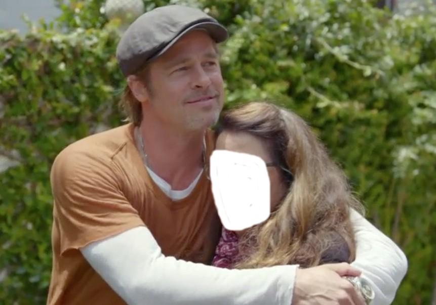 BOMBĂ: Brad Pitt, într-o RELAȚIE AMOROASĂ cu o arădeancă! Despre CINE este vorba
