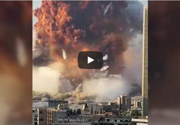 EXPLOZII DEVASTATOARE soldate că ZECI de MORȚI și 2500 de RĂNIȚI (VIDEO ȘOCANT)