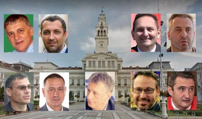 SURPRIZĂ de proporții în SONDAJUL candidaților la Primăria Arad