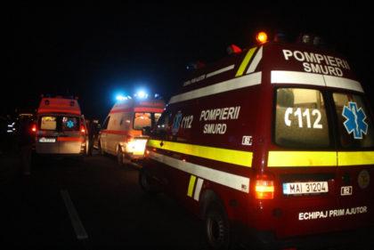 TRAGEDIE pe șosea! Doi pompieri au MURIT într-un GROAZNIC ACCIDENT