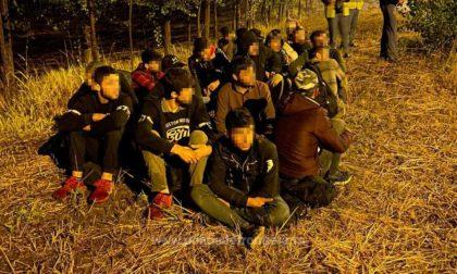 Douăzeci şi unu de migranți, între care și un bebeluș de 11 luni, au încercat să treacă ilegal graniţa în Ungaria