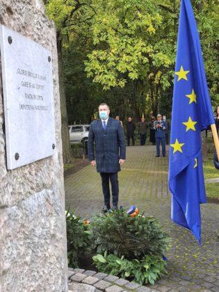 Ziua Armatei Române, sărbătorită în Ungaria (GALERIE FOTO)