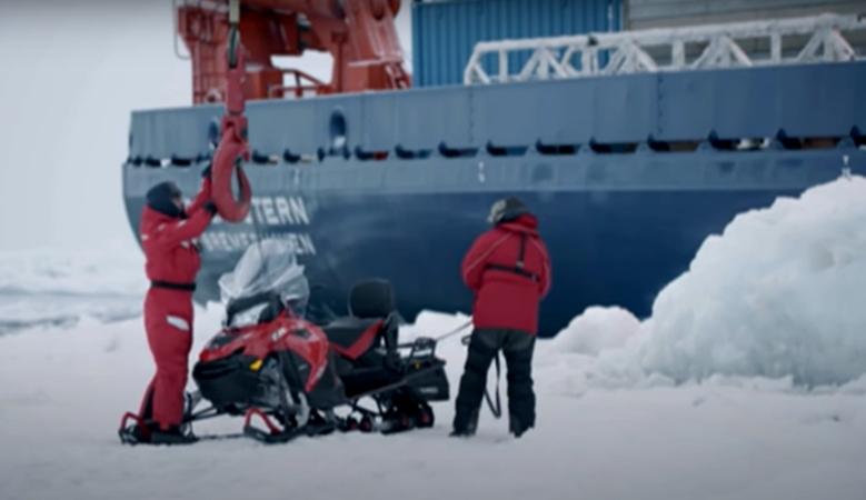 Au mai rămas doar zece ani pentru salvarea Arcticii, avertizează șeful mega-expediției cu nava Polarstern, după un an de cercetări și aventuri la Polul Nord