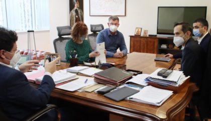 Președinții Consiliilor Județene Arad și Timiș s-au întâlnit pentru a stabili implementarea unor proiecte comune