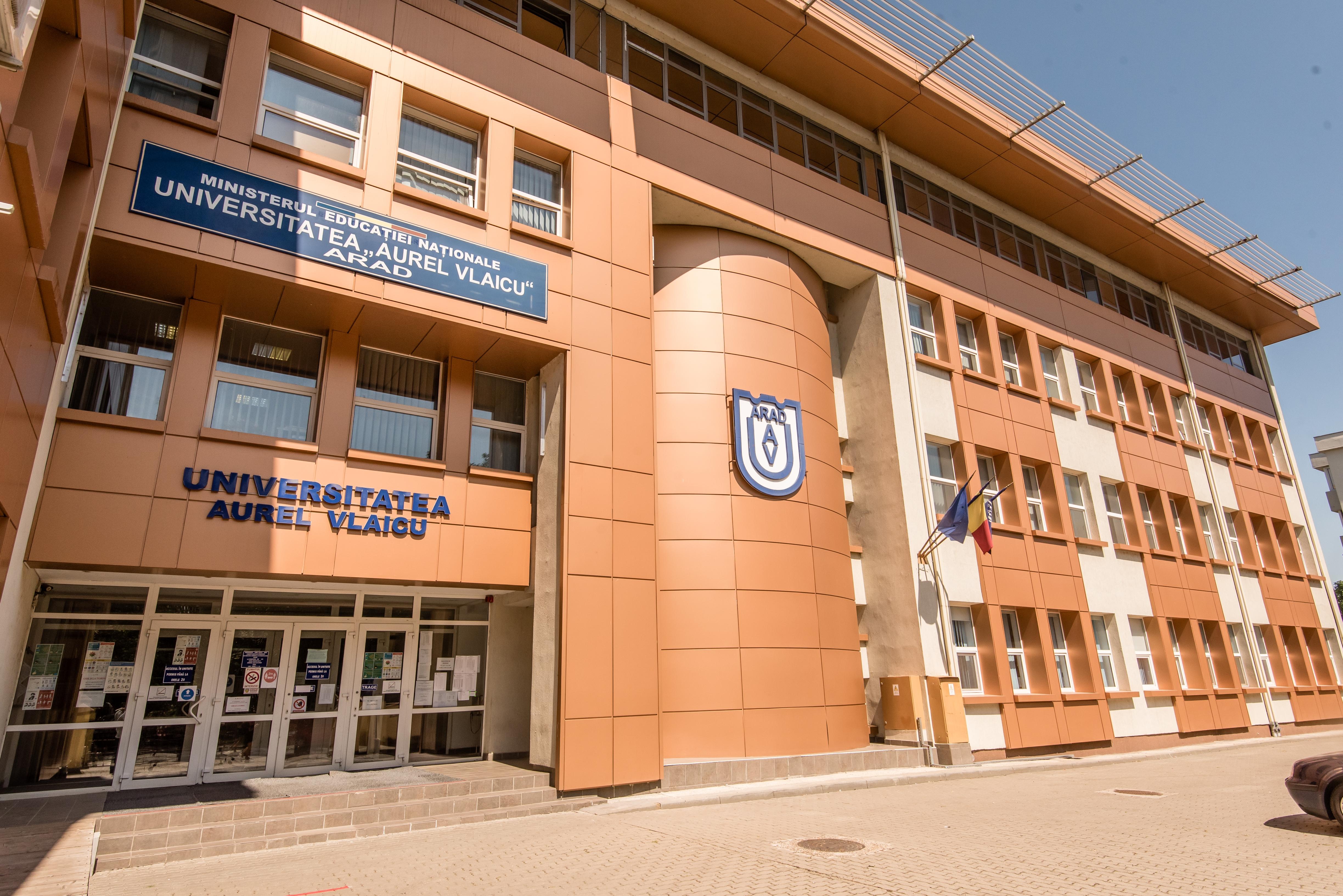 """Universitatea """"Aurel Vlaicu"""" din Arad, prezentă în Metarankingul Universitar 2020"""