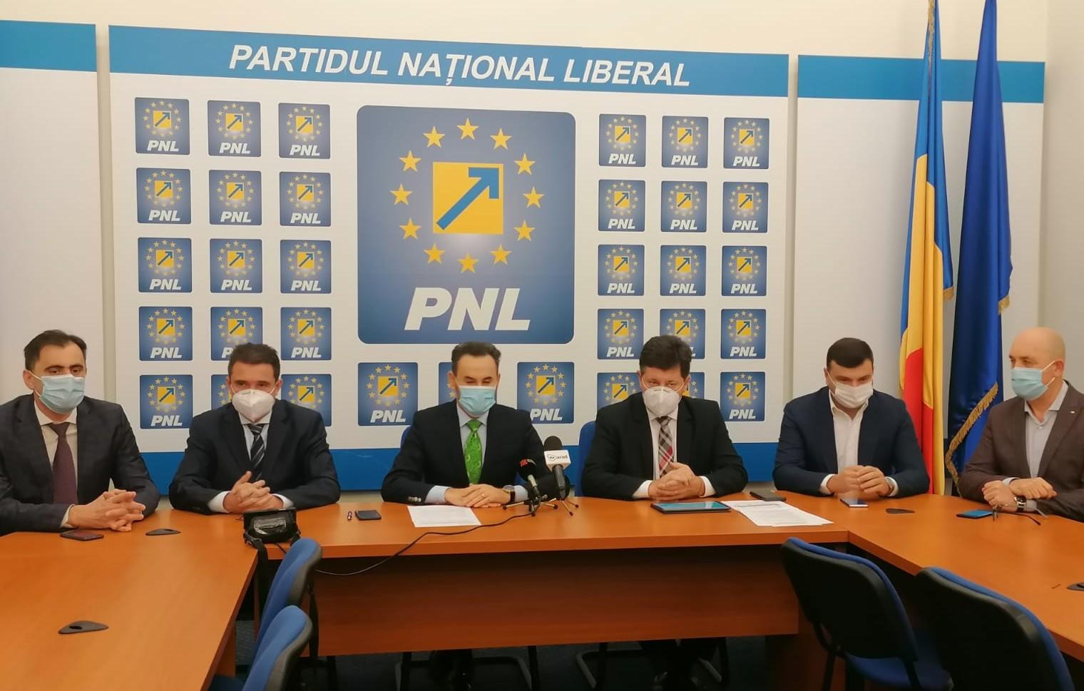 PNL garantează dezvoltarea României din fonduri europene