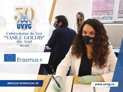 UVVG a participat la Erasmus Goes Digital Thessaloniki 2020