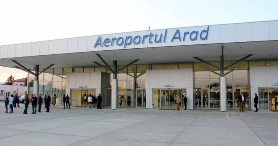 Peste 20 de milioane de lei pentru dotarea Aeroportului Arad