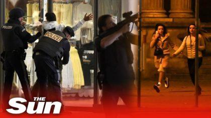 UPDATE/ Scene de GROAZĂ la Viena: Atac ARMAT soldat cu NUMEROASE VICTIME, în centrul orașului (VIDEO)