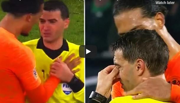 Arădeanul Ovidiu Hațegan, protagonistul unui episod din documentarul UEFA dedicat arbitrilor din Champions League (VIDEO)
