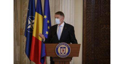 """Iohannis, către guvernul lui: """"Vă spun sincer: La treabă!"""""""