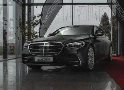Atracție irezistibilă – Noua clasă S de la Mercedes-Benz
