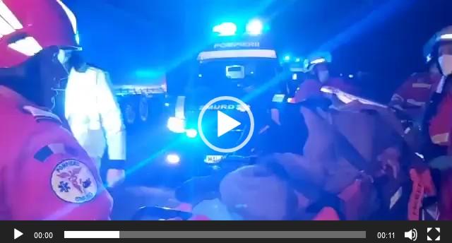 CUTREMURĂTOR: În ACCIDENTUL de pe autostradă au MURIT un COPIL de 3 ani și un bărbat de 45! Șoferul NU AVEA CARNET (FOTO + VIDEO)