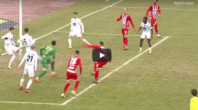 UTA bate la Mediaș și e TOT MAI APROAPE de PLAY-OFF (VIDEO: Golurile și rezumatul partidei)