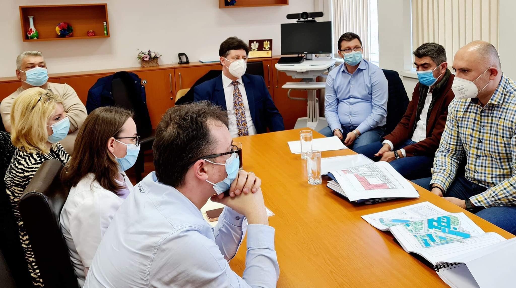 Peste 40 de milioane de euro pentru Complexul Matern – Pediatrie