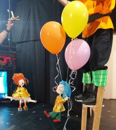 Premieră la ceas de sărbătoare, la Teatrul de Marionete