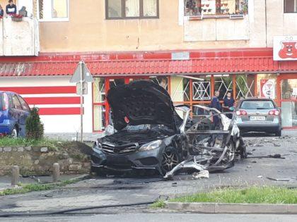 NEWS ALERT: Cunoscut OM de AFACERI arădean, MORT într-o EXPLOZIE, în mașină (GALERIE FOTO) – UPDATE