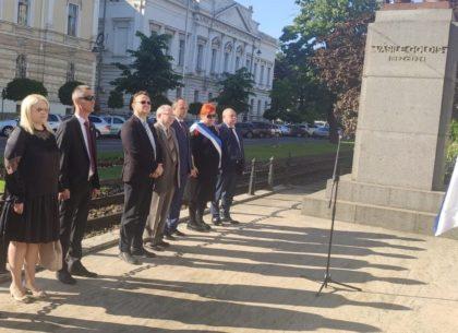 """Zile de sărbătoare la Universitatea de Vest """"Vasile Goldiș"""" (FOTO)"""