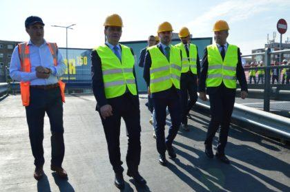 Ludovic Orban, în vizită la Arad. Angajament personal în privința Cetății
