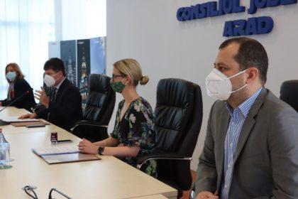 După aproape doi ani de la încheierea contractului de finanțare, CJA a semnat contractul pentru modernizarea drumului Sânmartin – Socodor