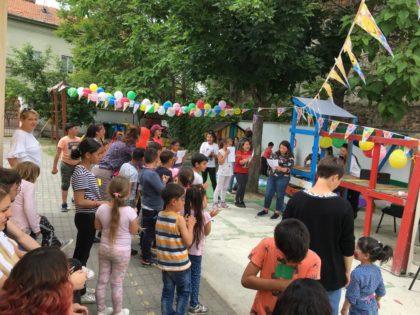 DAS Arad a adus zâmbete pe chipurile mai multor copii, de 1 iunie